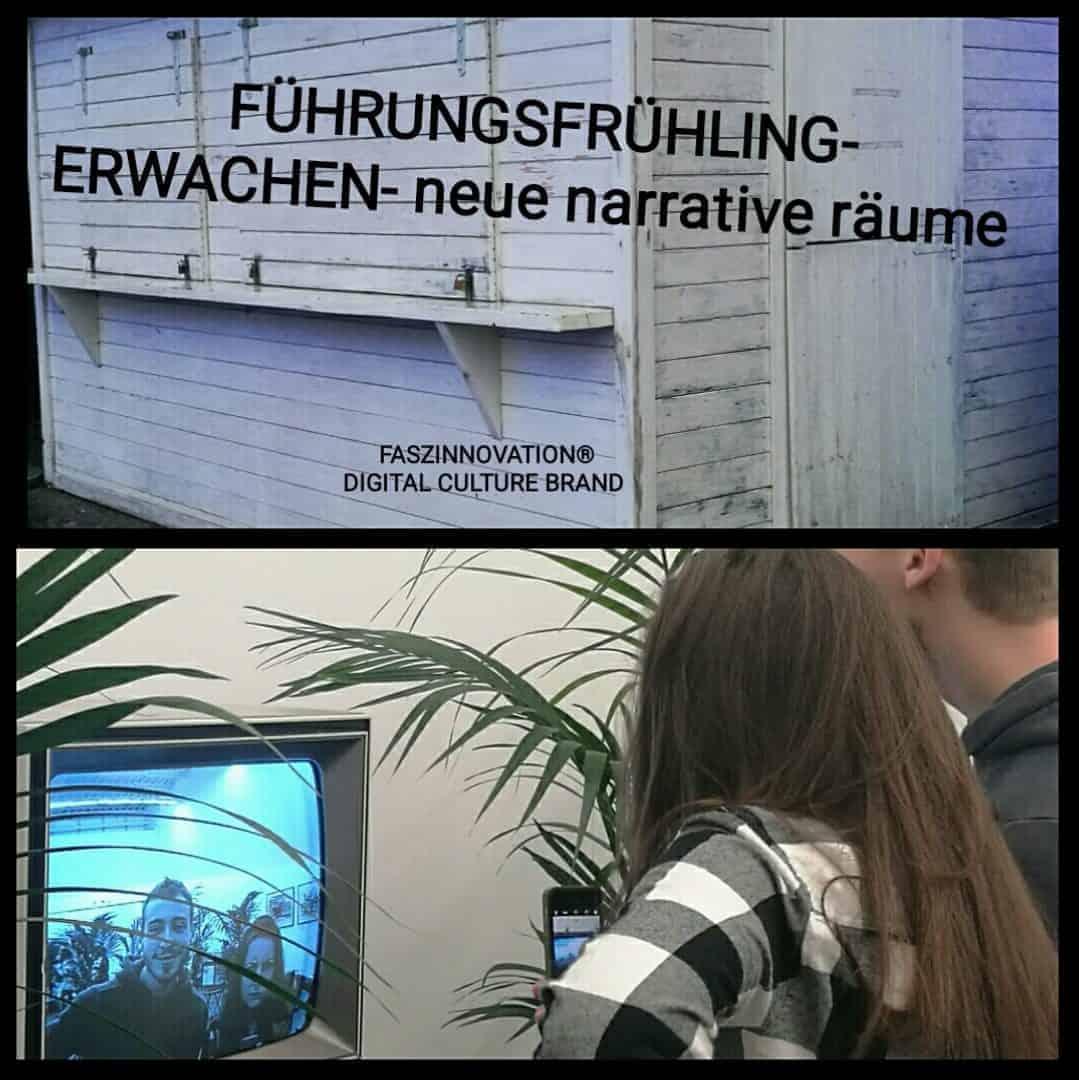 FRÜHLINGSERWACHEN IN DER FÜHRUNGSKULTUR!